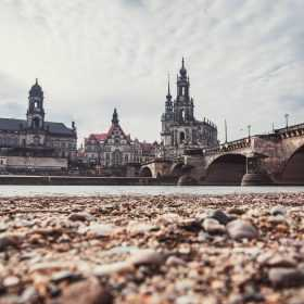 Dresden im Februar 2017