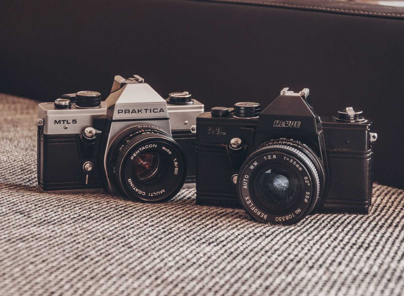 Praktica-Kameras