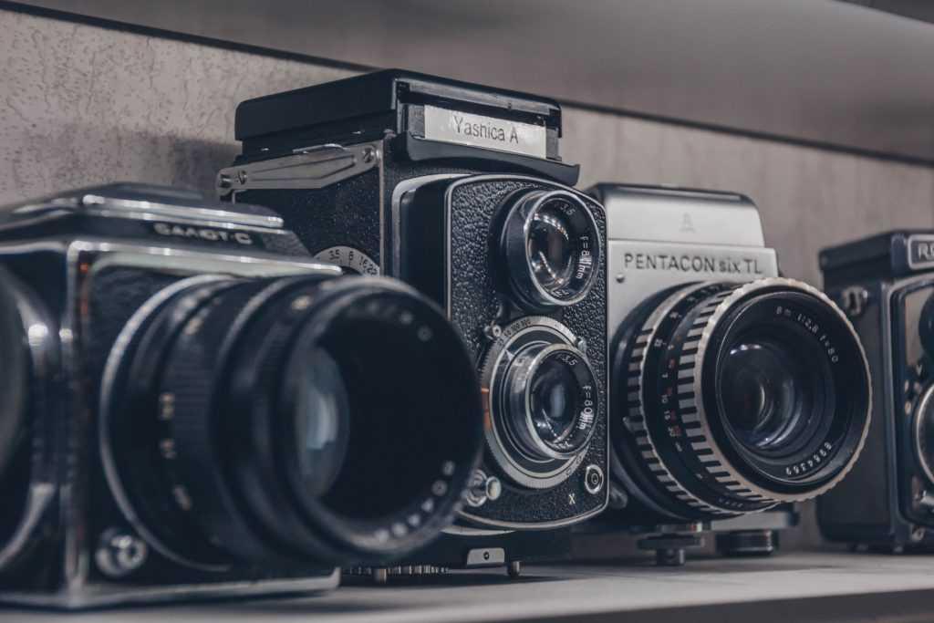 alte Kameraschätzchen