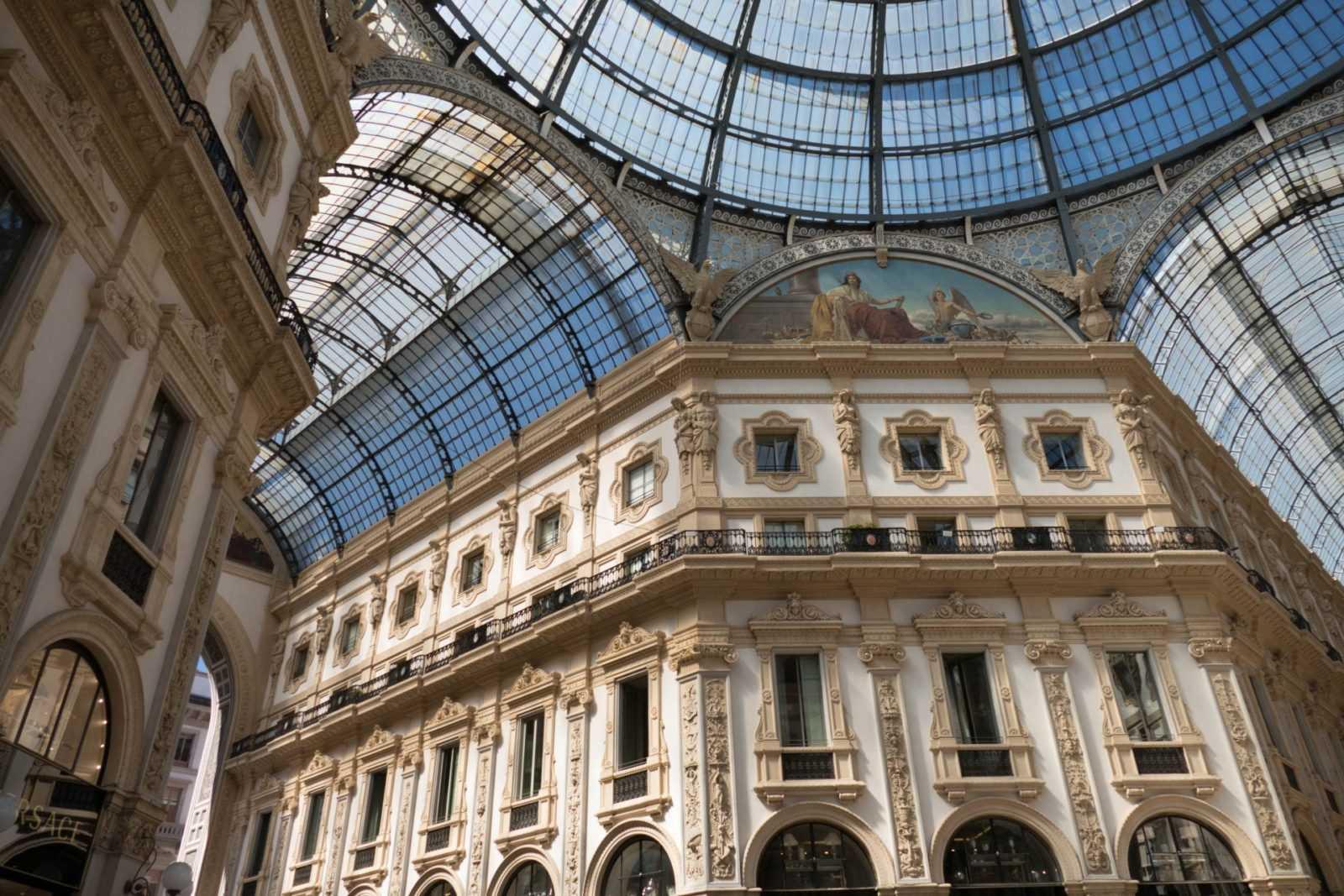 Mailand Markthalle