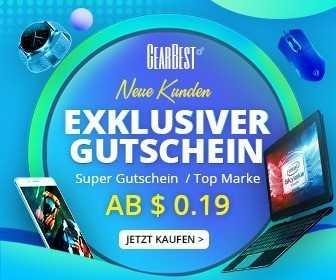 Gearbest Neue Kunden - Exklusiver Gutschein ab $0.19 promotion